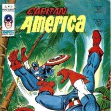 Comics: CAPITÁN AMÉRICA, VERTICE VOLUMEN 3 Nº 27. Lote 254917125