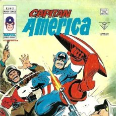 Cómics: CAPITÁN AMÉRICA, VERTICE VOLUMEN 3 Nº 31. Lote 254917755