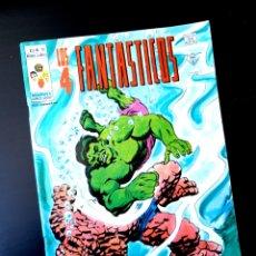 Cómics: MUY BUEN ESTADO LOS 4 FANTÁSTICOS 13 VOL III EDICIONES VERTICE. Lote 254919915