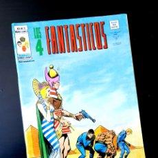 Cómics: CASI EXCELENTE ESTADO LOS 4 FANTÁSTICOS 9 VOL III EDICIONES VERTICE. Lote 254920245