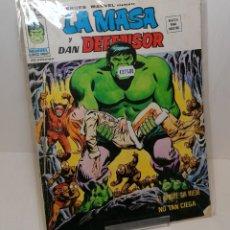 Cómics: COMIC LA MASA Y DAN DEFENSOR: EL HOMBRE SIN MIEDO EDIT. VERTICE. Lote 254956040