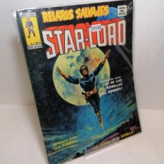 Cómics: RELATOS SALVAJES STAR-LORD LA ESPADA EN LA ESTRELLA N 34 EDIT. VERTICE. Lote 254958670