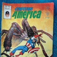 Cómics: CAPITÁN AMÉRICA VÉRTICE. Lote 255000565