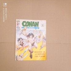 Cómics: CONAN, EL BÁRBARO VOLUMEN 2 EDICIONES VERTICE Nº 17. Lote 255010690