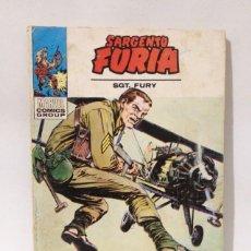 Cómics: SARGENTO FURIA Nº 8. VÉRTICE TACO.. Lote 255020210
