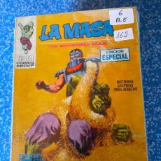 Cómics: VERTICE VOLUMEN 1 LA MASA NUMERO 6 BUEN ESTADO. Lote 255390700
