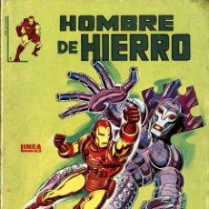 Cómics: HOMBRE DE HIERRO-1 (SURCO, 1983) LÍNEA 83, DE DAVID MICHELINE Y JOHN ROMITA JR. EN COLOR.. Lote 255440085
