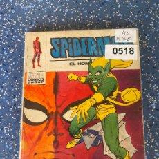 Cómics: VERTICE VOLUMEN 1 SPIDERMAN NUMERO 42 MUY BUEN ESTADO. Lote 255501065