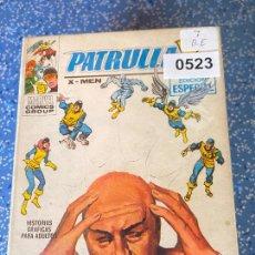 Cómics: VERTICE VOLUMEN 1 PATRULLA X NUMERO 7 SEGUNDA EDICION BUEN ESTADO. Lote 255502530