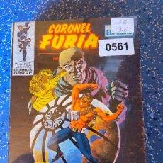 Cómics: VERTICE VOLUMEN 1 CORONEL FURIA NUMERO 15 BUEN ESTADO. Lote 255508840
