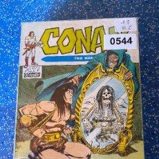 Cómics: VERTICE VOLUMEN 1 CONAN NUMERO 13 BUEN ESTADO. Lote 255510495