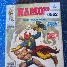 Cómics: VERTICE VOLUMEN 1 NAMOR NUMERO 2 BUEN ESTADO. Lote 255512805