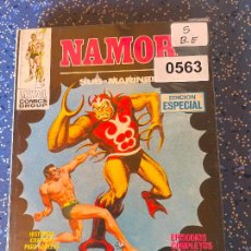 Cómics: VERTICE VOLUMEN 1 NAMOR NUMERO 5 BUEN ESTADO. Lote 255512880