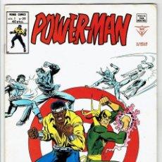 Cómics: POWER MAN VOL. 1 - Nº 20 - ¡ EL MANIFIESTO TERRORISTA ! VERTICE 1979. Lote 255668320