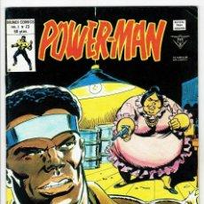 Cómics: POWER MAN VOL. 1 - Nº 23 - ¡ NO TE METAS CON MARIAN NEGRA ! VERTICE 1979 ''BUEN ESTADO''. Lote 255668390