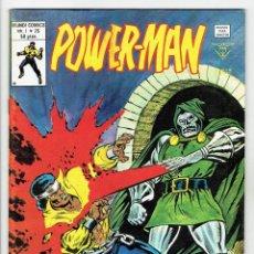 Cómics: POWER MAN VOL. 1 - Nº 25 - ¡ CRESCENDO ! VERTICE 1979 ''BUEN ESTADO''. Lote 255668445