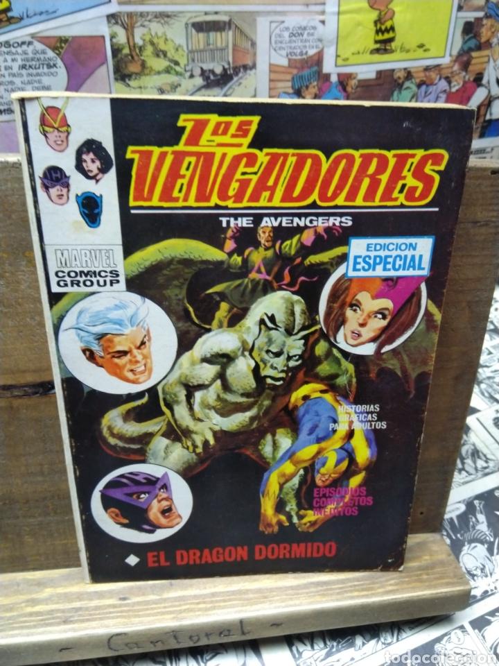 LOS VENGADORES 18. VERTICE (Tebeos y Comics - Vértice - Vengadores)