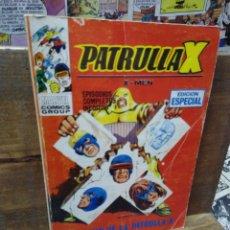 Cómics: PATRULLA X. 20. VERTICE.. Lote 255924035