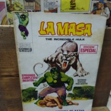 Cómics: LA MASA. HULK. LA TIERRA PÉRDIDA DE KAZAR. 4. Lote 255951065