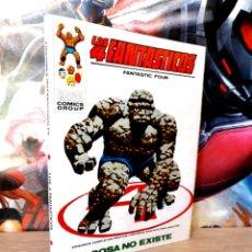Comics : DE KIOSCO LOS 4 FANTASTICOS 39 TACO CÓMICS VERTICE. Lote 255961095