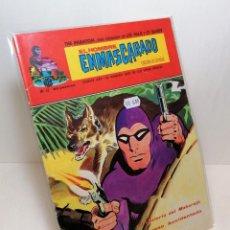 Cómics: COMIC HOMBRE ENMASCARADO: EL MISTERIO DEL MAHARAJÁ Y REGRESO ACCIDENTADO EDIT. VERTICE. Lote 255966485