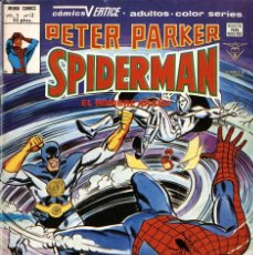 Cómics: PETER PARKER V.1-12 (VÉRTICE-MUNDI COMICS, 1979) DE BILL MANTLO Y MIKE ESPÓSITO. Lote 255976035