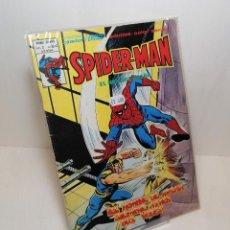 Cómics: COMIC SPIDERMAN: EL HOMBRE DE ARENA SIEMPRE ATACA DOS VECES EDIT. VERTICE. Lote 256044115