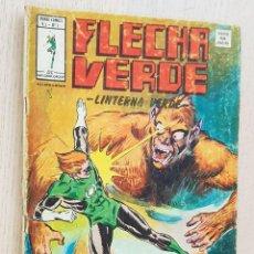 Cómics: FLECHA VERDE. V.1 - Nº 1. EL PLANETA DE LOS HOMBRES CONDENADOS. (VÉRTICE). Lote 256096395