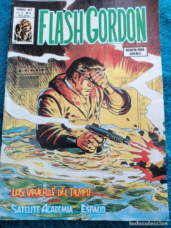 FLASH GORDON (Tebeos y Comics - Vértice - Flash Gordon)