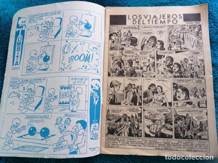 Cómics: FLASH GORDON - Foto 3 - 256134945