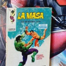 Cómics: MUY BUEN ESTADO LA MASA 8 TACO COMICS VERTICE. Lote 256160390
