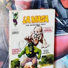 Cómics: EXCELENTE ESTADO LA MASA 4 TACO COMICS VERTICE. Lote 256160575