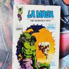 Cómics: EXCELENTE ESTADO LA MASA 2 TACO COMICS VERTICE. Lote 256160760