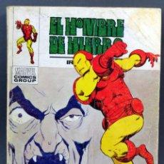 Cómics: MARVEL COMICS IRON MAN HOMBRE HIERRO Nº 29 LA VENGANZA DE RASPUTIN EDICIONES VÉRTICE TACO 1973. Lote 292007128