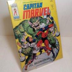Cómics: COMIC CAPITÁN MARVEL: EL BICENTENARIO EDIT. VERTICE. Lote 257495355