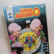 Cómics: COMIC CIRCULO JUSTICIERO: EL ENIGMA DEL CIRCULO JUSTICIERO OTRO EDIT. VERTICE. Lote 257499295