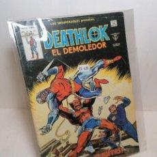 Cómics: COMIC DEATHLOCK EL DEMOLEDOR: SALDO DE CUENTAS EDIT. VERTICE. Lote 257499990