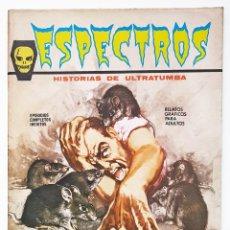 Cómics: COMIC TERROR ESPECTROS Nº 5 - EDICIONES VERTICE - 1972 - MUY BUEN ESTADO. Lote 257541630