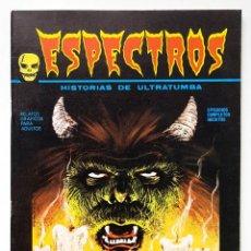 Cómics: COMIC TERROR ESPECTROS Nº 6 - EDICIONES VERTICE - 1972 - V-1 - MUY BUEN ESTADO. Lote 257542295