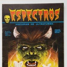 Cómics: COMIC TERROR ESPECTROS Nº 6 - EDICIONES VERTICE - 1972 - V-1. Lote 257542440