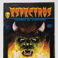Cómics: COMIC TERROR ESPECTROS Nº 6 - EDICIONES VERTICE - 1972 - V-1. Lote 257542475