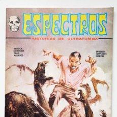 Cómics: COMIC TERROR ESPECTROS Nº 7 - EDICIONES VERTICE - 1972 - V-1 - MUY BUEN ESTADO. Lote 257542960