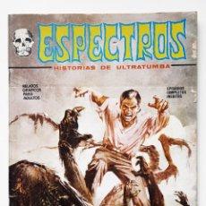Cómics: COMIC TERROR ESPECTROS Nº 7 - EDICIONES VERTICE - 1972 - V-1 - MUY BUEN ESTADO. Lote 257543075