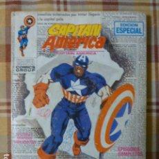 Cómics: CAPITAN AMERICA EDICIONES VÉRTICE- N°3 MARVEL 1°EDICION ESPECIAL, TACO. 1969. Lote 257590410