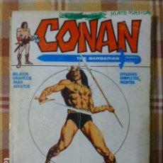 Cómics: CONAN N°1, LA LLEGADA DE CONAN, VERTICE, TACO V1, AÑO 1972. Lote 257591985