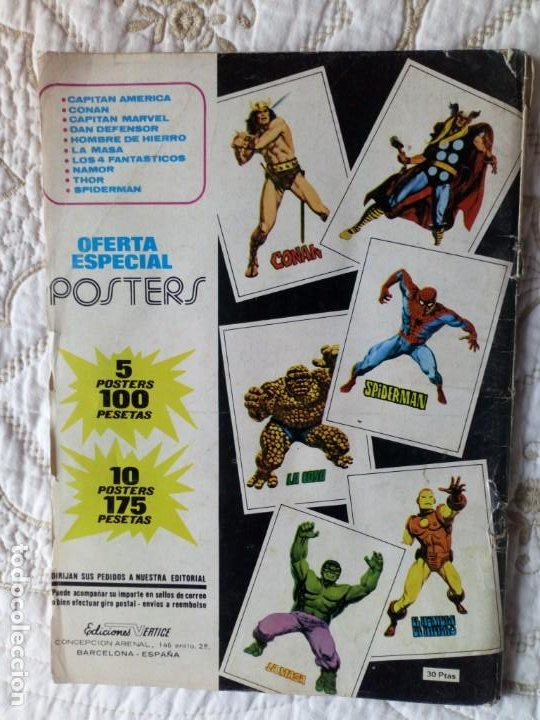 Cómics: Spiderman V2 COMPLETA Nº 1 al 10. MUY DIFÍCIL VERTICE - Foto 4 - 129372307