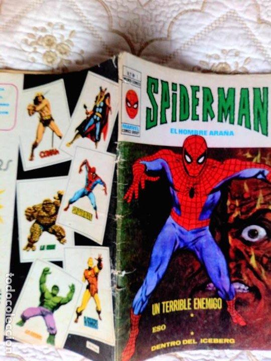 Cómics: Spiderman V2 COMPLETA Nº 1 al 10. MUY DIFÍCIL VERTICE - Foto 2 - 129372307