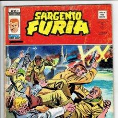Cómics: SARGENTO FURIA VOL. 2 Nº 31 - VERTICE - 1977. Lote 257612845
