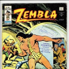 Cómics: ZEMBLA VOL. 1 Nº 6 - LA AVENTURA DEL TOPO 2ª PARTE - VERTICE MUNDI-COMICS 1979. Lote 257613770