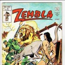 Cómics: ZEMBLA VOL. 1 Nº 8 - LAS ARENAS ARDIENTES - VERTICE MUNDI-COMICS 1979. Lote 257614820